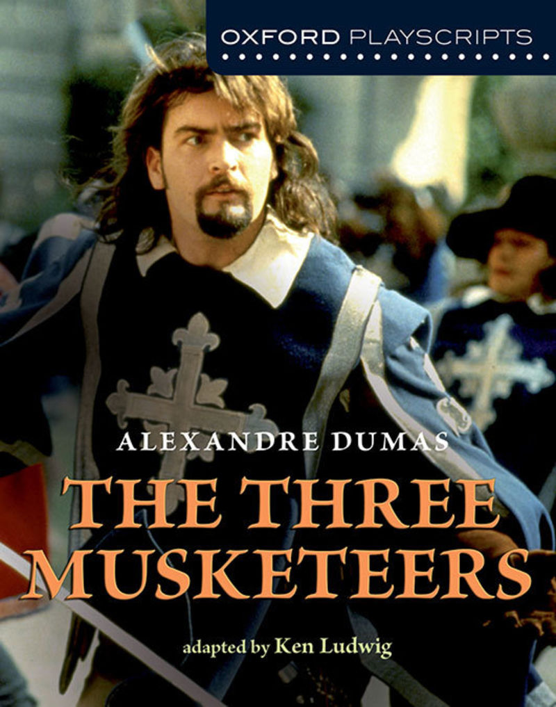 ROLLERCOASTERS - THE THREE MUSKETEERS