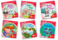 ORT 4 SYN PHONICS SONGBIRDS (PACK 6)