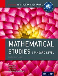 (2 ED) IB MATHEMATICAL STUDIES STANDARD LEVEL - OXF IB DIPL