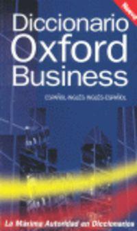 OXF BUSINESS SPANISH DICTIONARY