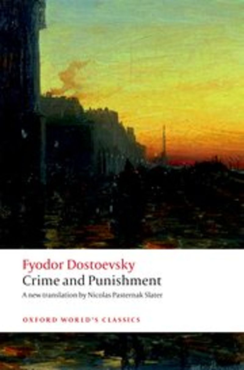 OWC - CRIME AND PUNISHMENT