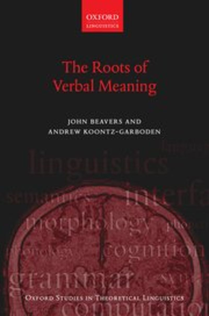 ROOTS OF VERBAL MEANING, THE