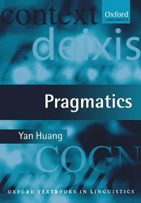 Pragmatics - Yan Huang