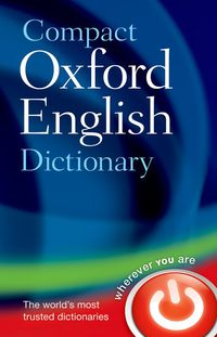 OXF COMPACT DICT. CURRENT ENGLISH (3RD ED)