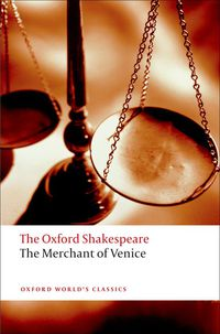 Owc - The Oxford Shakespeare: The Merchant Of Venice - Aa. Vv.