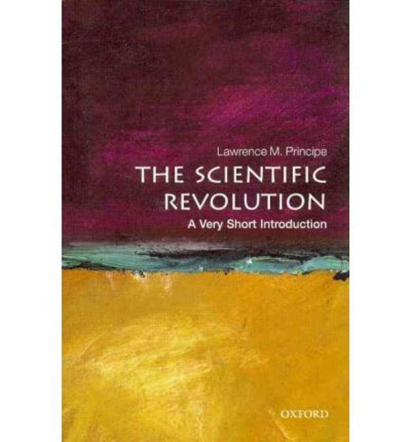 The Scientific Revolution A Very Short Intro - Servicio Dir - Aa. Vv.