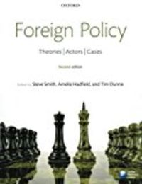 (2 ED) FOREIGN POLICY