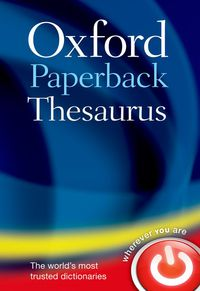 THES - OXF PAPERBACK THESAURUS (4TH ED)