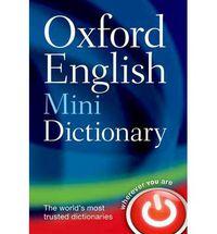 DICC. OXF ENGLISH MINIDICTIONARY (8 ED)