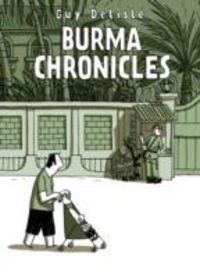 BURMA CHRONICLES (COMIC)