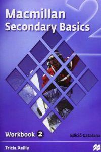 ESO - MACMILLAN SECONDARY COURSE BASICS 2 WB (CAT)