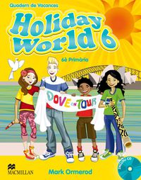 EP 6 - VACANCES - HOLIDAY WORLD 6 (PACK) (CAT)