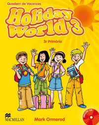 EP 3 - VACANCES - HOLIDAY WORLD 3 (PACK) (CAT)