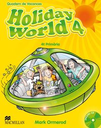EP 4 - VACANCES - HOLIDAY WORLD 4 (PACK) (CAT)