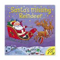 santa's missing reindeer - Dan Crisp