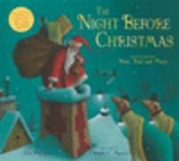 night before christmas, the (+cd) - Clement Clarke Moore