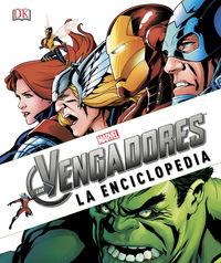 Vengadores, Los - La Enciclopedia - Aa. Vv.