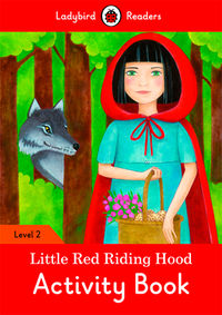 LITTLE RED RIDING HOOD WB - LEVEL 2