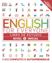 English For Everyone (ed. Esp) Nivel Inicial 1 - Aa. Vv.