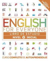 English For Everyone (ed. Esp) Nivel Inicial 2 - Aa. Vv.