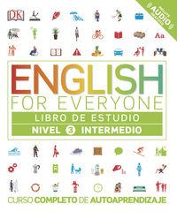 English For Everyone (ed. Esp) Nivel Intermedio - Aa. Vv.