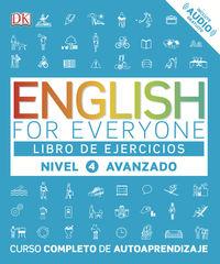 English For Everyone (ed. Esp) Nivel Avanzado Ejerc. - Aa. Vv.
