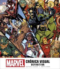 Marvel - Cronica Visual Definitiva (actualizada Y Ampliada) - Aa. Vv.