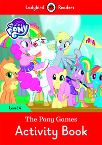 MY LITTLE PONY: THE PONY GAMES WB - LEVEL 4