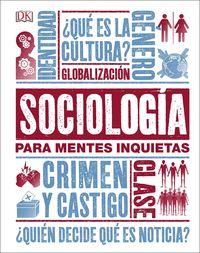 Sociologia Para Mentes Inquietas - Aa. Vv.