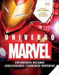 Universo Marvel - Aa. Vv.