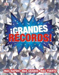 ¡grandes Records! - Mas Rapido, Mas Grande, Mas Fuerte - Aa. Vv.