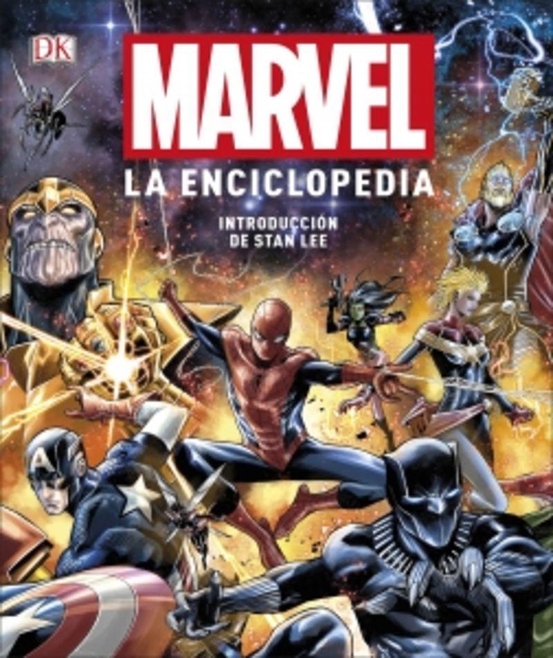 Marvel - La Enciclopedia - Aa. Vv.