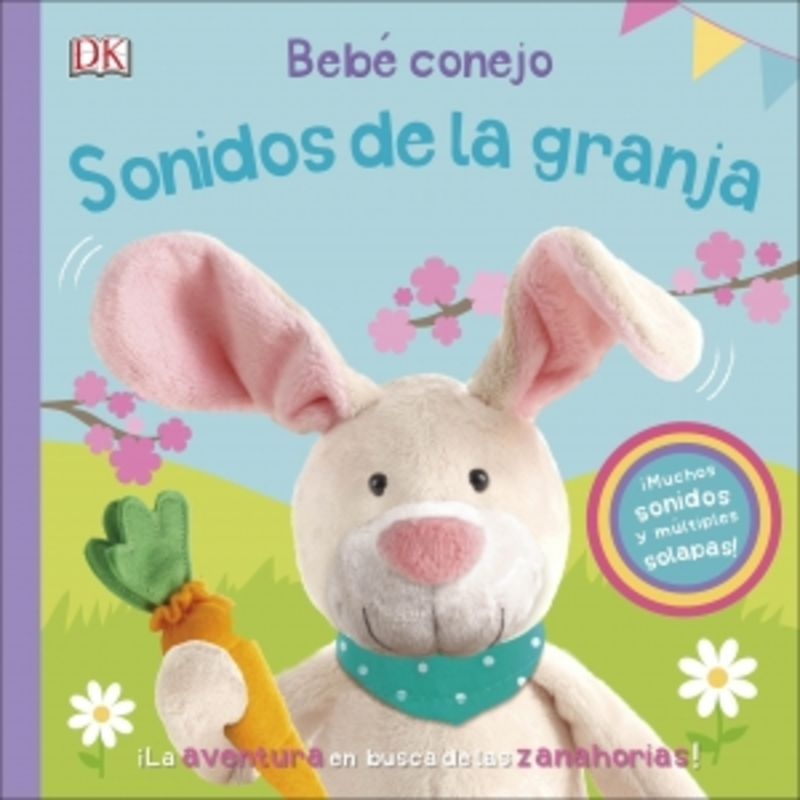 BEBE CONEJO - SONIDOS DE LA GRANJA