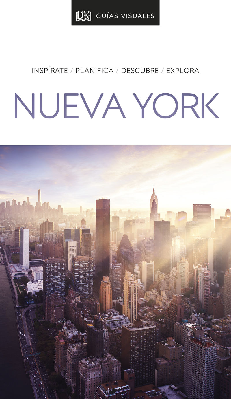 NUEVA YORK - GUIA VISUAL