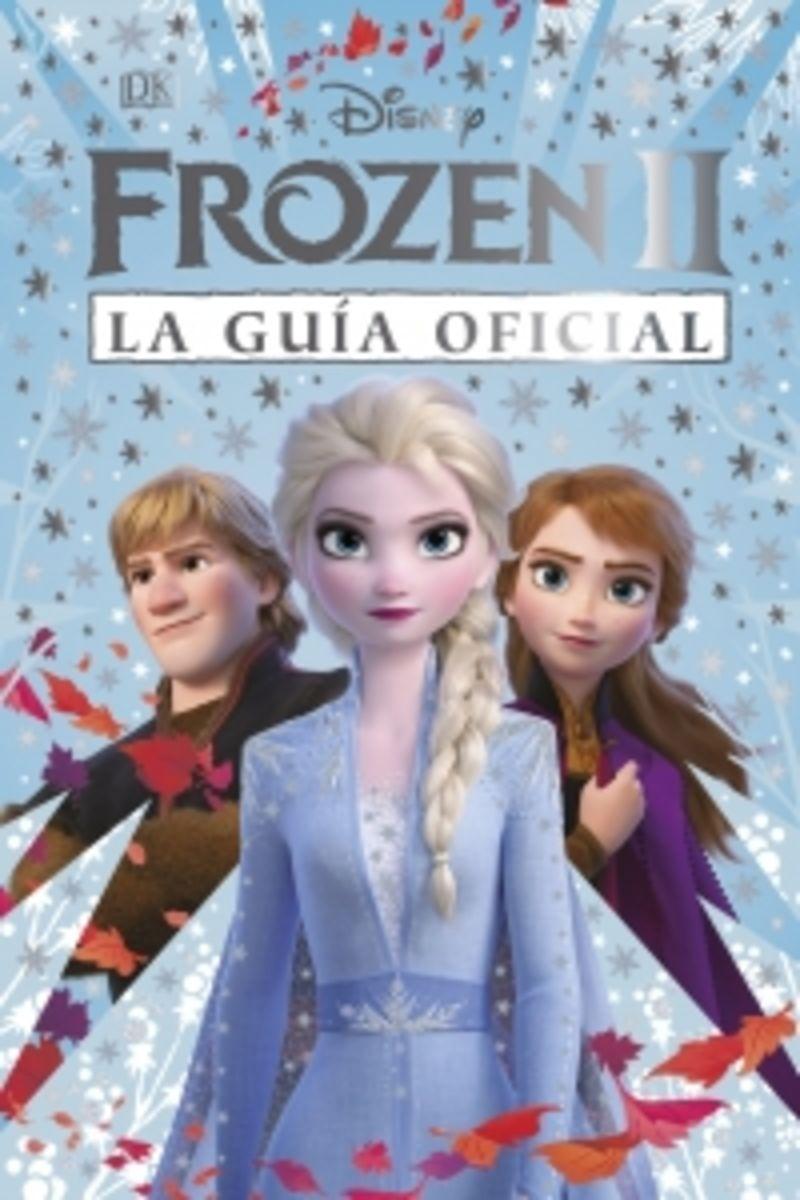 FROZEN II - LA GUIA OFICIAL