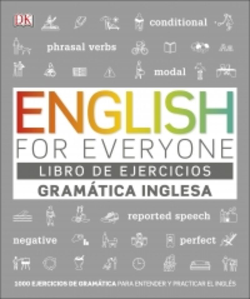 ENGLISH FOR EVERYONE - GRAMATICA INGLESA - LIBRO DE EJERCICIOS