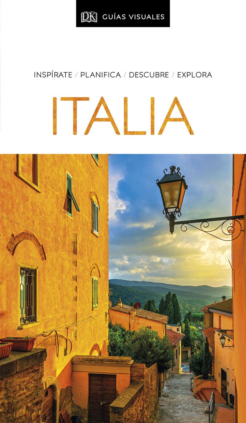 Italia - Guia Visual - Aa. Vv.