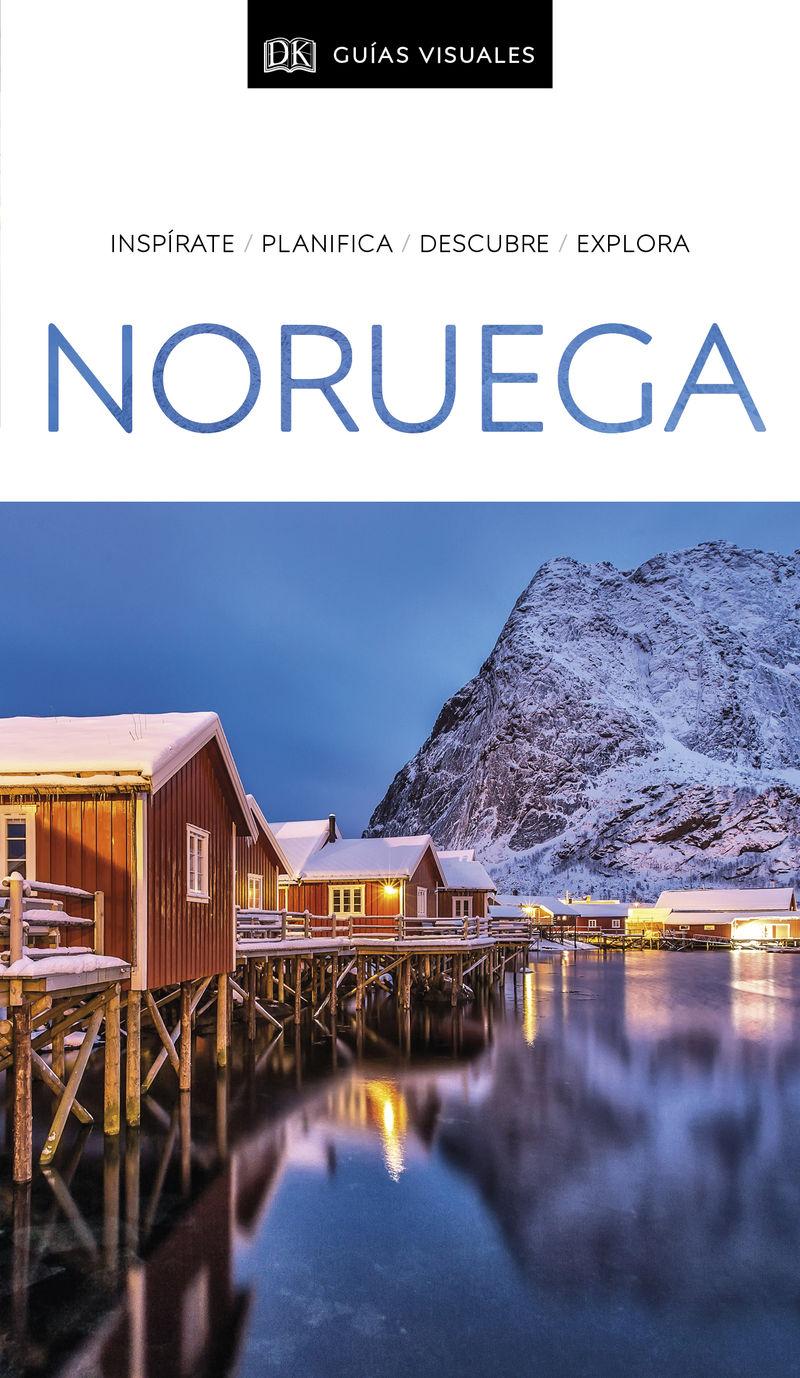Noruega - Guia Visual - Aa. Vv.