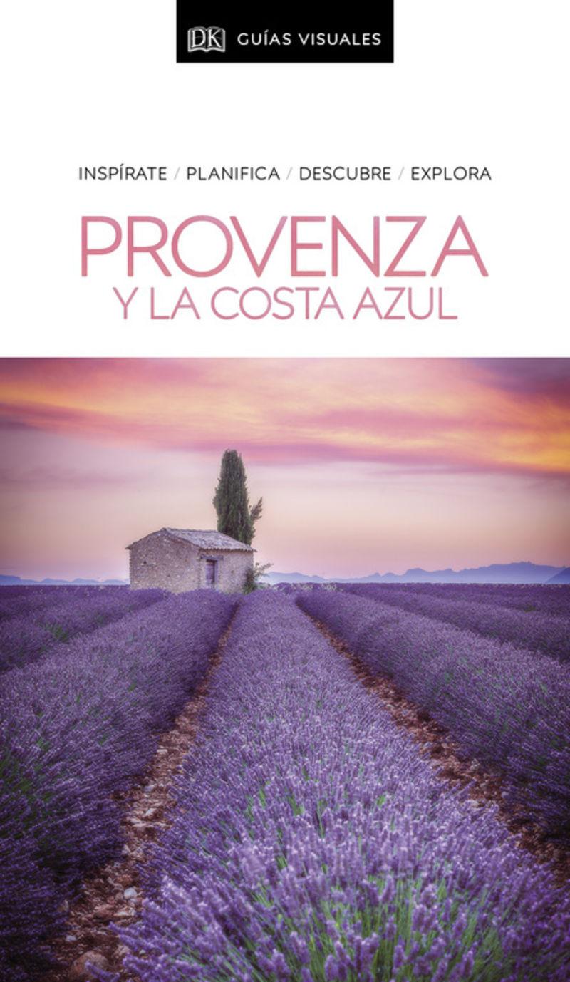 Provenza Y La Costa Azul - Guia Visual - Aa. Vv.