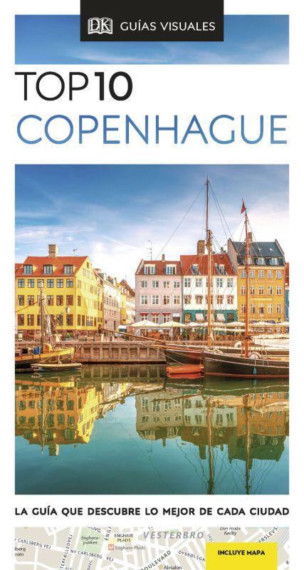 COPENHAGUE - GUIA VISUAL TOP 10