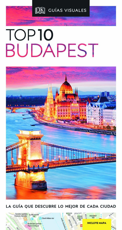 BUDAPEST - GUIA VISUAL TOP 10