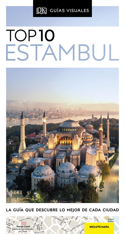 ESTAMBUL - GUIA VISUAL TOP 10