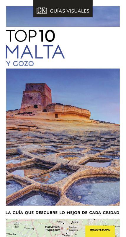 Malta Y Gonzo - Guia Visual Top 10 - Aa. Vv.
