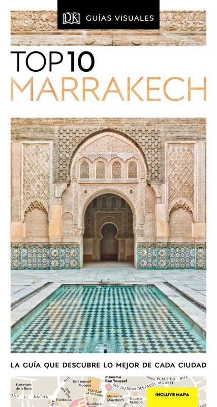 Marrakech - Guia Visual Top 10 - Aa. Vv.