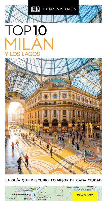 Milan Y Los Lagos - Guia Visual Top 10 - Aa. Vv.
