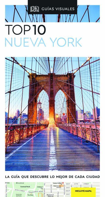 Nueva York - Guia Visual Top 10 - Aa. Vv.
