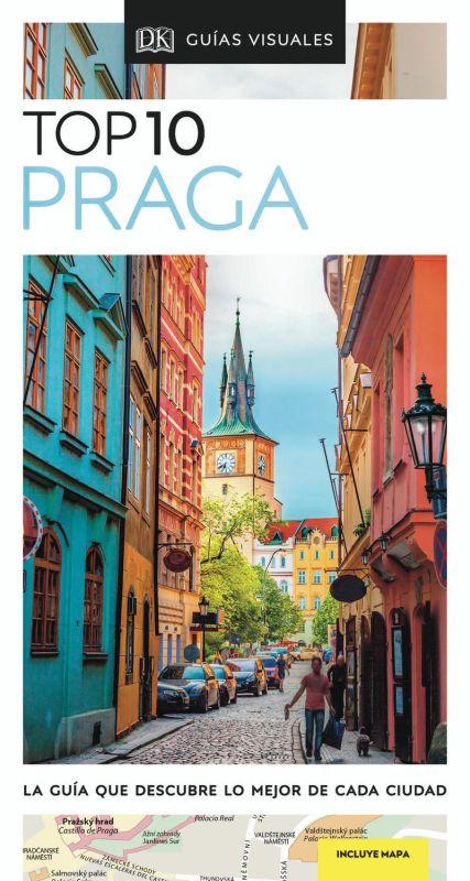 Praga - Guia Visual Top 10 - Aa. Vv.