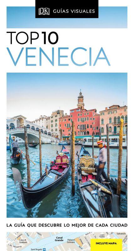 VENECIA - GUIA VISUAL TOP 10
