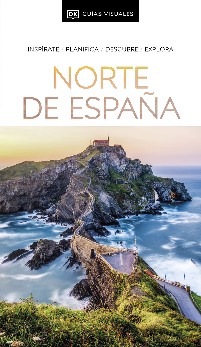 NORTE DE ESPAÑA - GUIA VISUAL