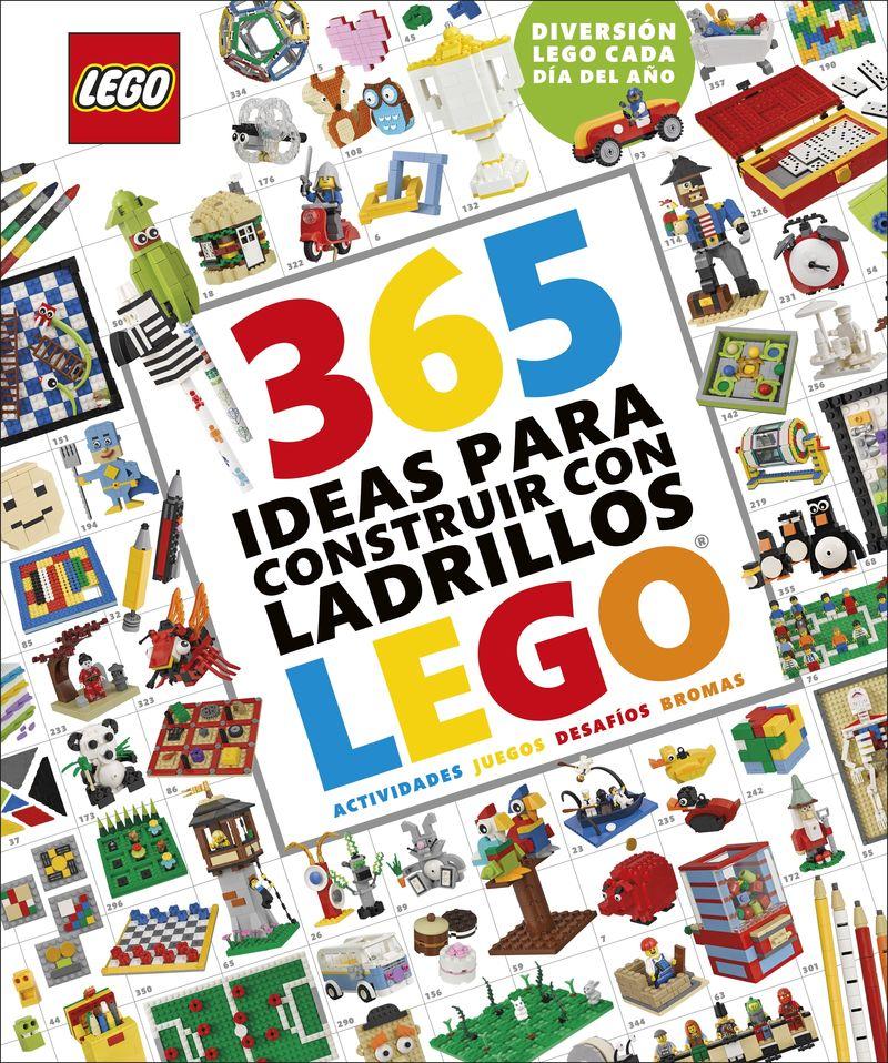 365 IDEAS PARA CONSTRUIR CON LADRILLOS